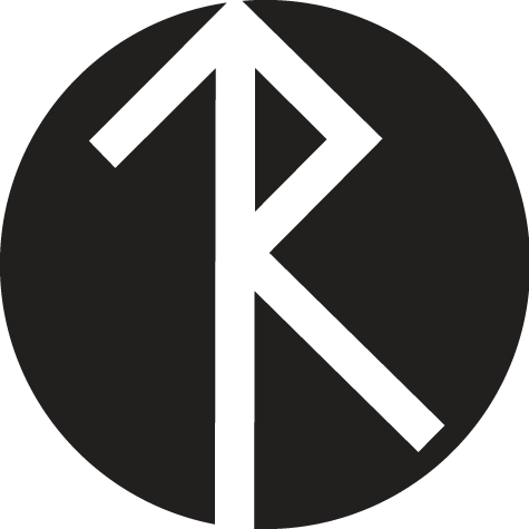 the trade coffee & coworking logo icon
